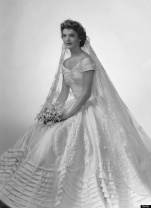 ... Designer Who Created Jacqueline Kennedy's Wedding Dress (PHOTOS