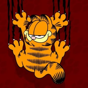 ... exercises > Garfield Talks: Everyday expressions & verb tense review