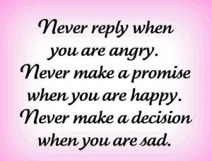 Angry and Sad Quotes