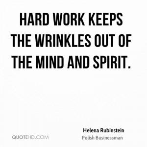 Helena Rubinstein Quotes