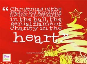 Christmas Generosity