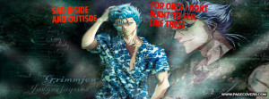 Grimmjow Cover Comments