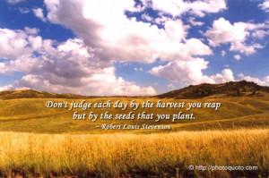 Sayings, Quotes: Robert Louis Stevenson