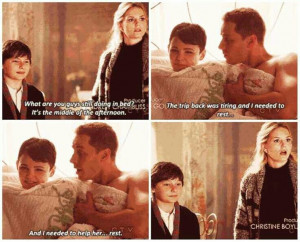 Awkward Moments, Once Upon A Time Quotes Emma, Hahahahaha, Emma Henry ...