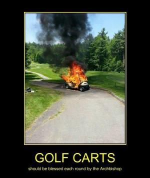 Caddyshack,blasphemy,funny,golf carts