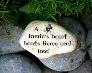 ... Garden Stone. Fairy Folklore. Nature Spirit. Midsummer. Words Sayings