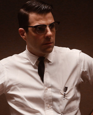 quote zachary quinto as dr thredson quinto stood out in season 1 as ...