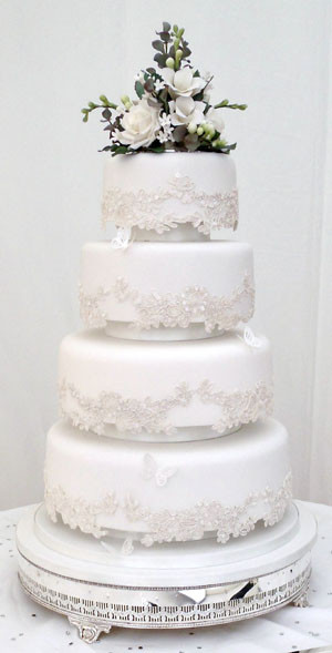 Wedding cakes by Sophisticake