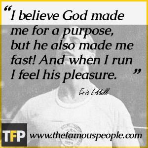 Eric Liddell Biography