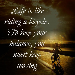 Quotes About Moving On In Life: Life Just Needs To Move On Quote ...