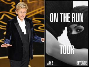 Beyonce and Jay Z announced their summer tour schedule. I don't think ...