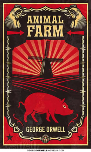 Animal Farm by George Orwell (Penguin, 2008)