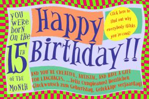 ... happy birthday happy 15th birthday gabisa ngadoooo maap yaaaaaa d