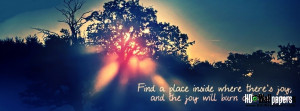 Facebook Cover Photos Quotes about Happiness