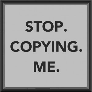 And stop copying my pins. Yes, you!