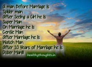 Effect of Woman on Man's Life