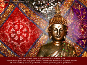 Buddha Quotes About Love: Buddha Quote About Love And Picture Of Red ...