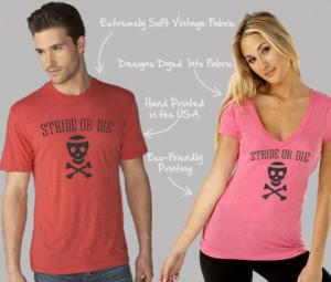 ... or Die Shirt - Running Shirts - Sports T-Shirts - I Am Funny Shirts