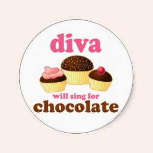 Funny Opera Diva