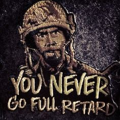 Simple Jack Quotes Tropic thunder quotes