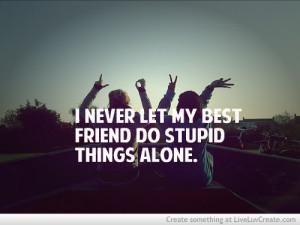 best friends, best friends are weird, cute, love, pretty, quote ...