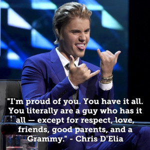 The Best Jokes From the Justin Bieber Roast