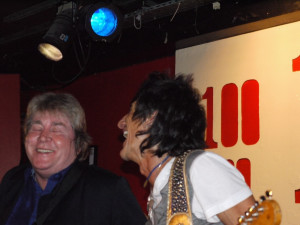 Re: Ronnie Wood AND Mick Taylor guesting at the 100 Club.....