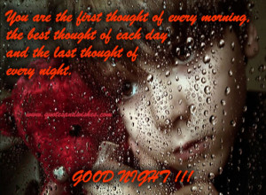 goodnight3 Good night quotes, Good night wishes, Sweet dreams Last ...