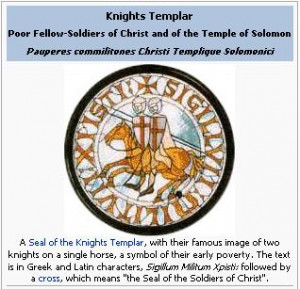 Templar Quotes, Phrases and Mottos