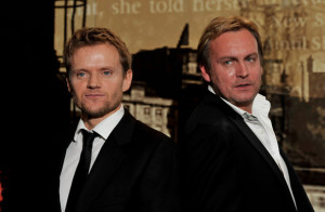 Marc Warren and Philip