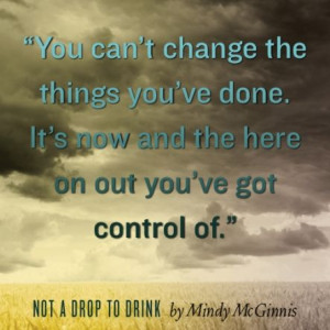 Quote from NOT A DROP TO DRINK by Mindy McGinnis