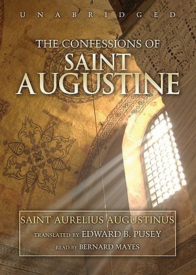 """... by marking """"The Confessions of Saint Augustine"""" as Want to Read"""
