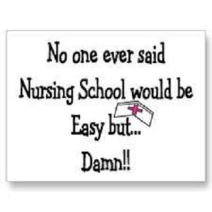 15 Funniest Quotes About Nursing School: http://www.nursebuff.com/2014 ...