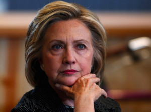 Hillary Clinton is trailing the 3 big Republican candidates in 3 key ...