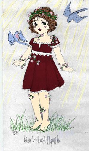 Pearl - Scarlet by sakurastar 2003