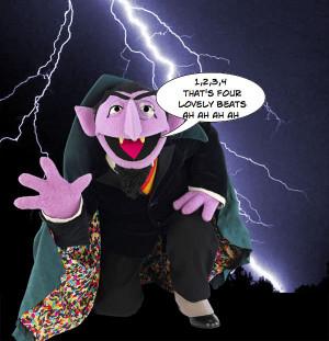 Count Dracula Sesame Street Quotes. QuotesGram