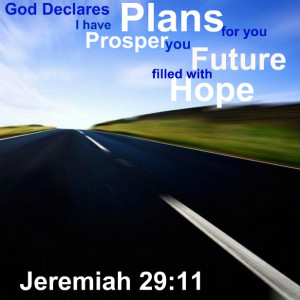 inspirational bible verses jeremiah 29 11 god has plans for you