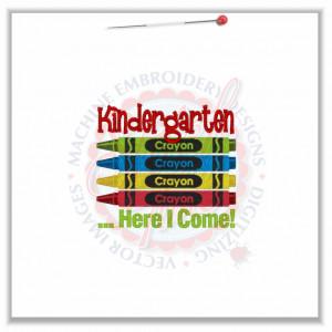 Kindergarten Graduation Quotes And Sayings 4789 sayings : crayons