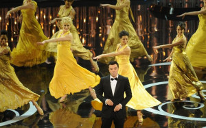 Seth MacFarlane - Oscars 2013: 10 top quotes