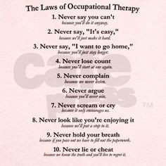 ... therapist quotes occupational therapy funny so true therapy stuff