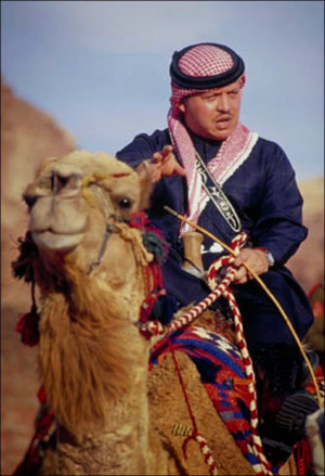 After Jordan pilot execution, angry King Abdullah quotes Eastwood's ...