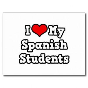 Spanish For My Love