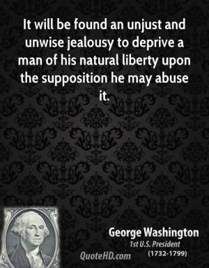 File Name : george-washington-president-quote-it-will-be-found-an ...