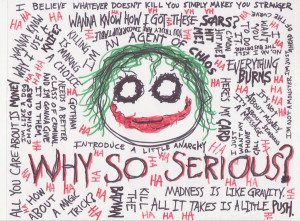 Joker Quotes Dark Knight The dark knight - joker quotes