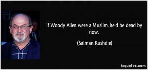 Salman Rushdie Quote