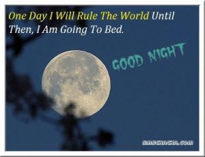 funny good night