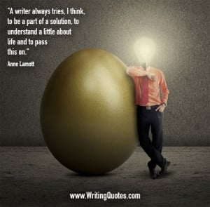 Home » Quotes About Writing » Anne Lamott Quotes - Part Solution ...