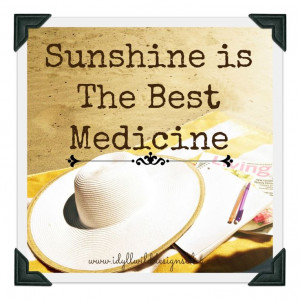Sunshine Quote #quote #summer