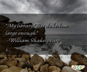 Library Quotes