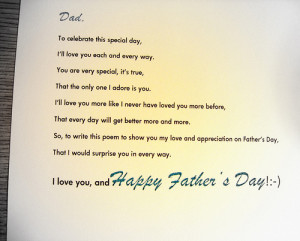 ... online Fathers Day verses, Fathers Day poems & Fathers Day quotes